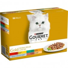 Gourmet Gold Doubles...